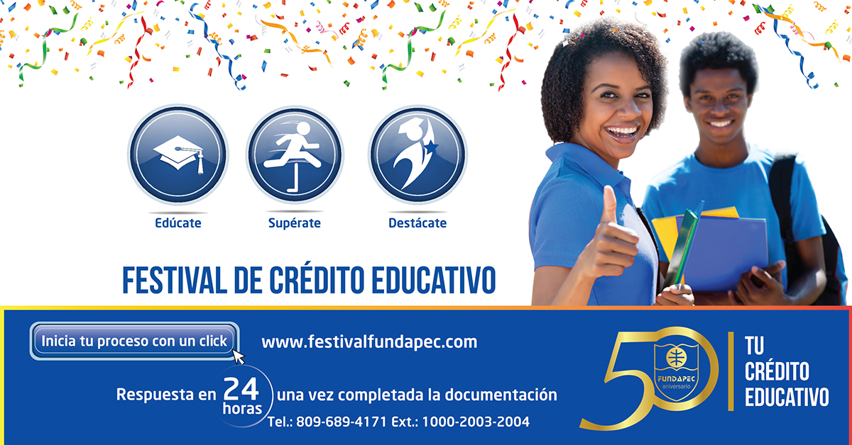 Credito Educativo FUNDAPEC
